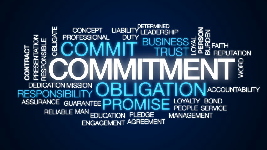Header of commitment