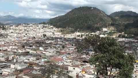 Guatemala Xela Stock Video Footage - 4K and HD Video Clips