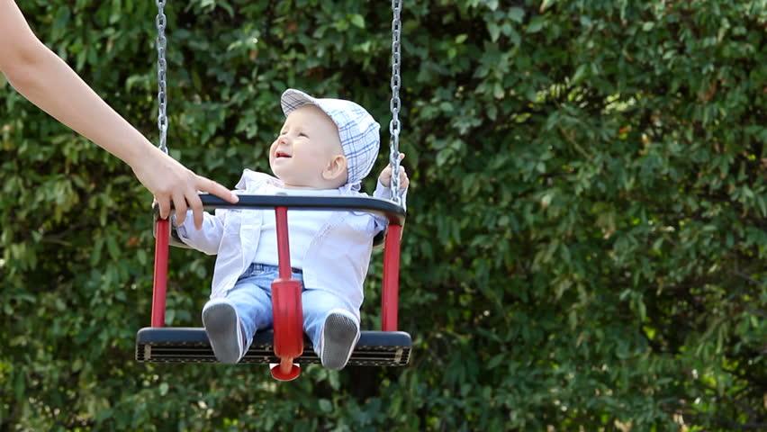 Swinging Mother