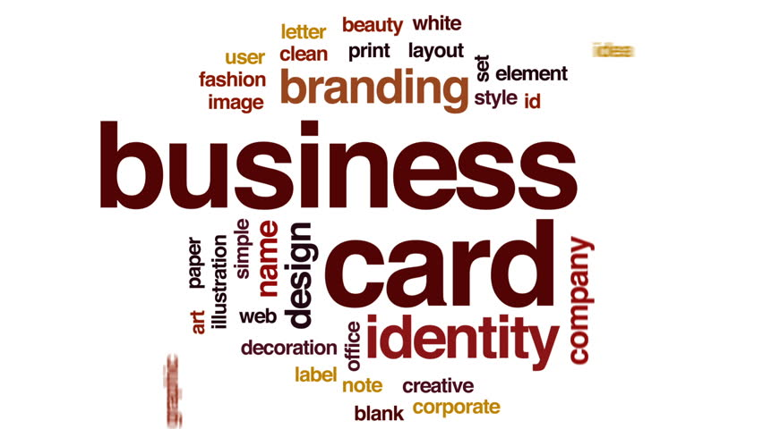 Business card animated word cloud text design animation stock business card animated word cloud text design animation hd stock video clip thecheapjerseys Image collections