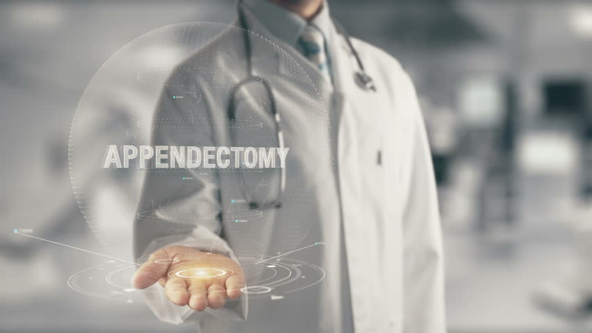 Header of appendectomy