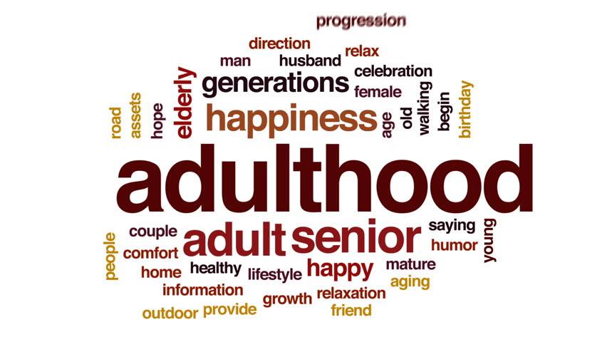 Header of adulthood
