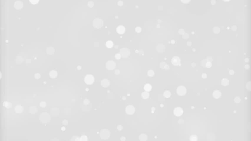 White Moving Christmas Lights Abstract Background | Shutterstock HD Video #29469733