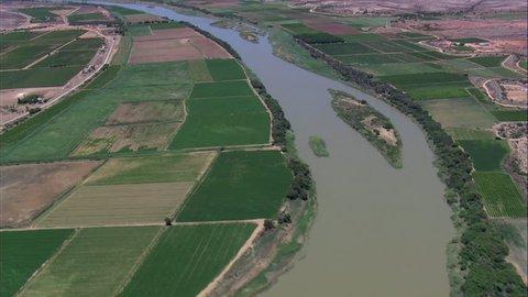 River Orange At Skerpioenpunt