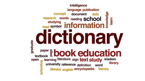 Definition Dictionary Stock Video Footage - 4K and HD Video Clips |  Shutterstock