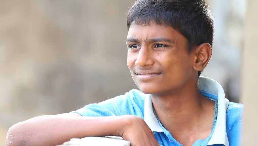 Ebenholz Teen Indien