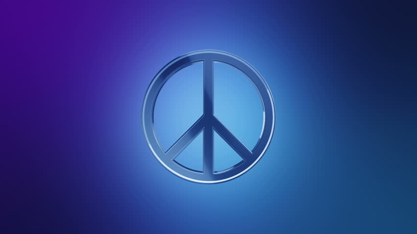 Stock video clip of peace sign blueprint stop motion style animation hd00103d animation rotation of symbol of weapons army war fights warfare attacks crime and destruction from glass animation of seamless loop malvernweather Images