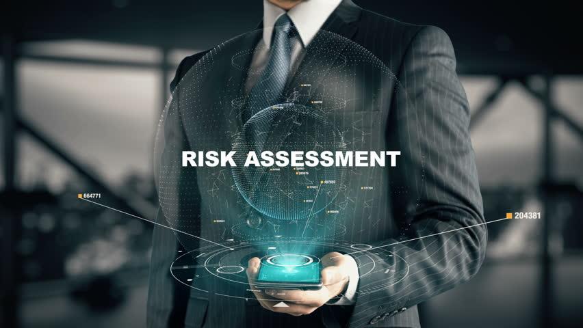 Businessman with Risk Assessment | Shutterstock HD Video #30253756