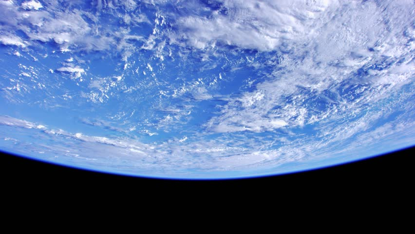 Shot from space to the earth sea | Shutterstock HD Video #30599386