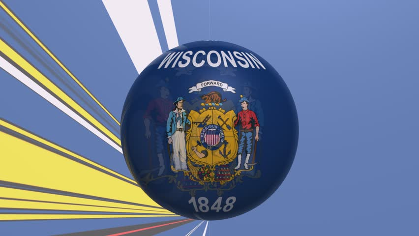 Wisconsin - HD stock footage clip