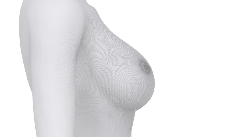 view breast lateral