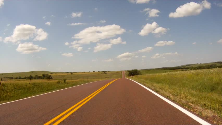 Open Road | Shutterstock HD Video #3077092