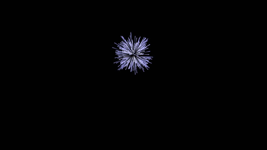 4K Start to End Firework Element Background Overlay (use screen mode) for different projects... | Shutterstock HD Video #30774616