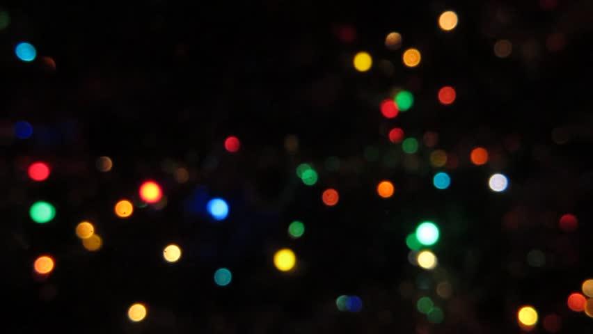 Net Of Christmas Lights