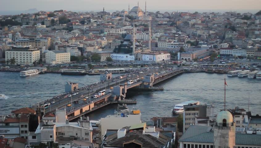 Istanbul Turkey   Shutterstock HD Video #30850576