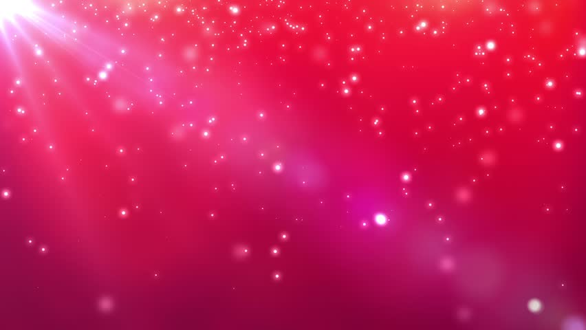 Abstract Red Christmas background. Rays and glitter bokeh particles. New year collection   Shutterstock HD Video #30885526