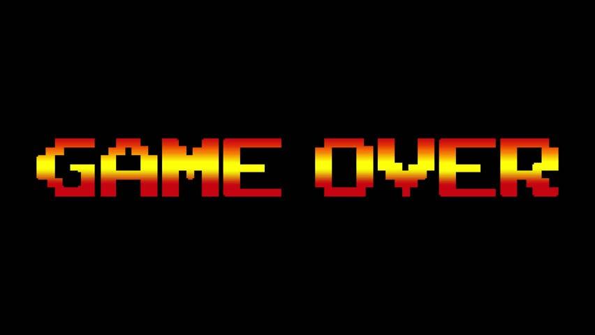 Risultati immagini per game over