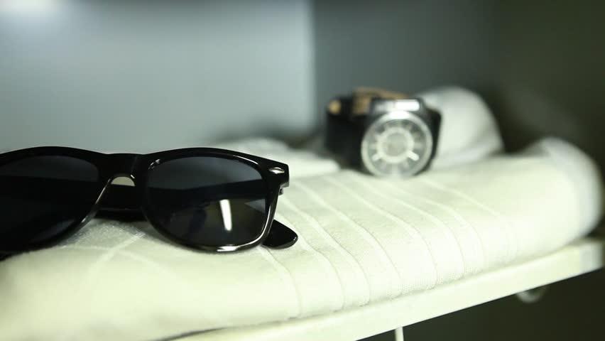 Spy Dressing room