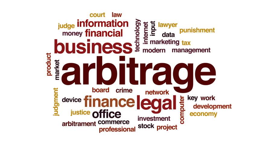 Header of arbitrage