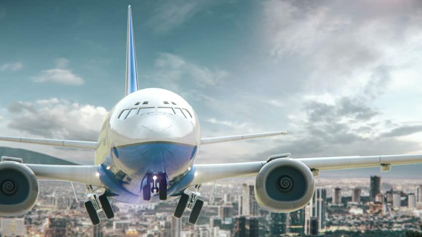 Airplane Take Off Monterrey Mexico   Shutterstock HD Video #31276336