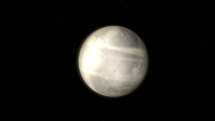 Pluto Footage Stock Clips