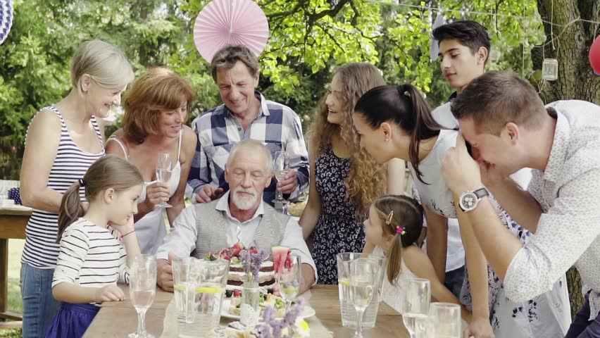 family celebration When james and janet marston find, after the birth of their second son, that they can have no more they decide to adopt the result is.