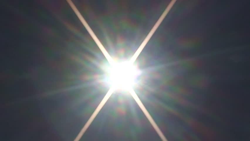 Pull focus Sun and Sahara Desert