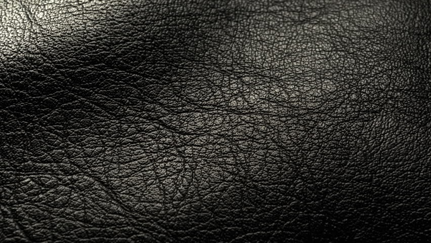 Black Leather Texture Background Stock Footage In Macro Close Up With A Sliding Camera Move Video 31969156