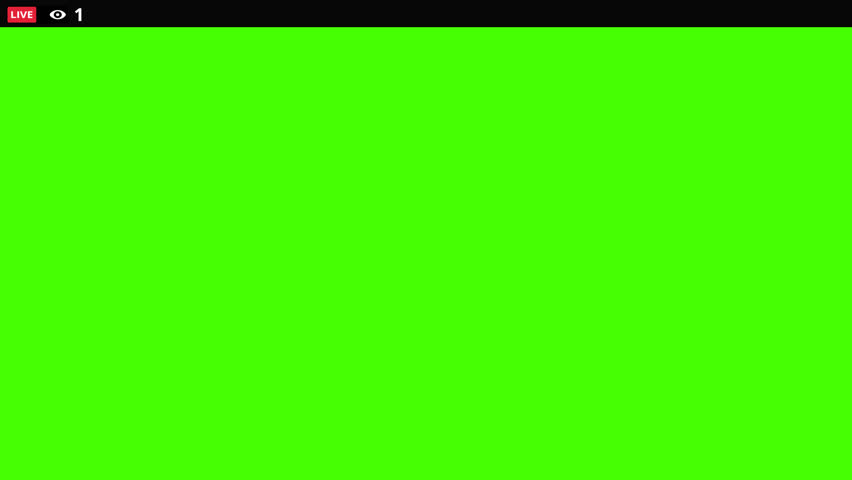 4k video with key green screen by show counter quickly increasing to 1 billion views for social marketing and business uses | Shutterstock HD Video #32004793