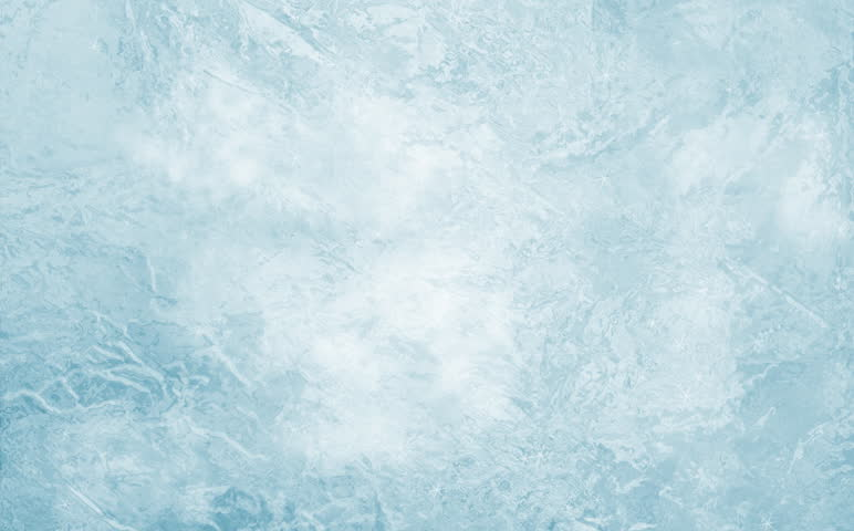 Illustrated Frozen Cold Ice Texture Stock Footage Video