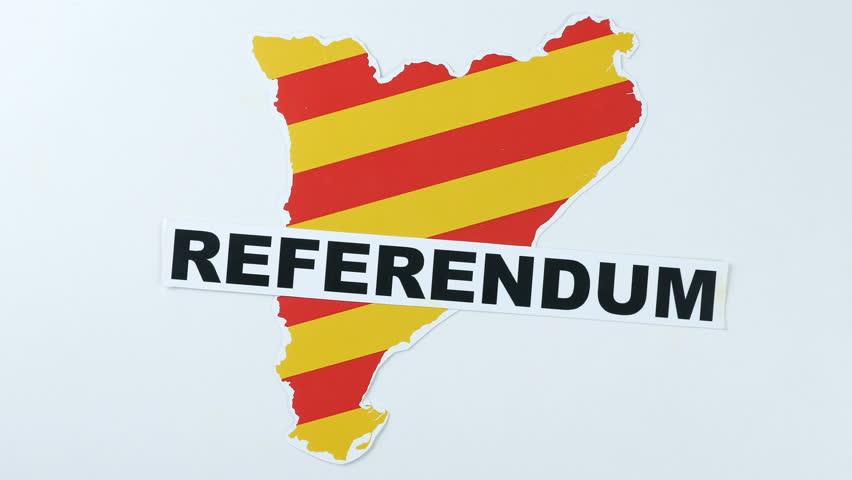 Header of referendum