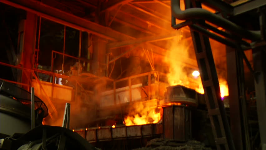 Steelworks,factory