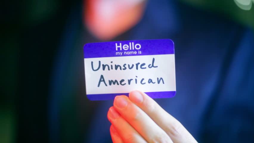 Uninsured american, health insurance reference