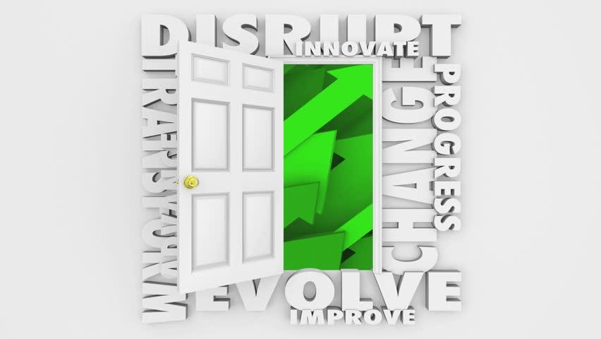 Header of disrupt