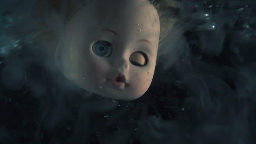 Head doll to cook in boiling liquid for a ritual 4K | Shutterstock HD Video #32675056