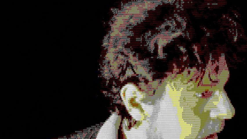 One Line Ascii Art Cigarette : Art and the semiotics of images