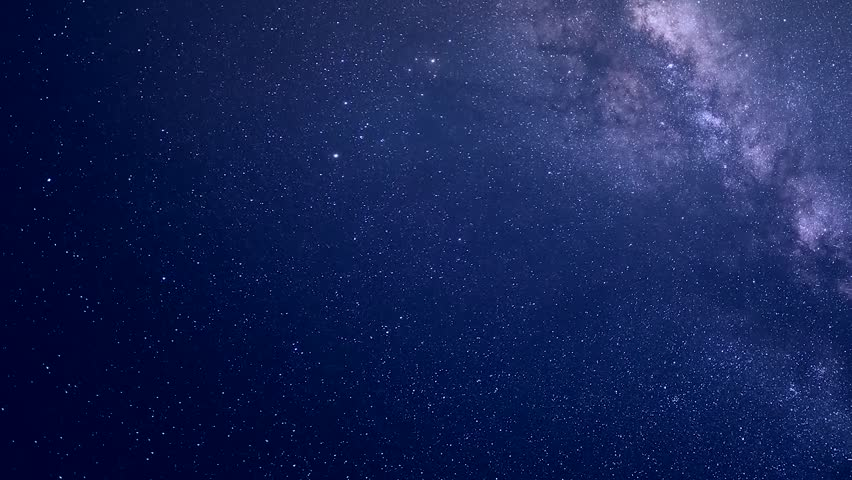 Persid meteor shower, milky way time lapse in evening sky, galaxy line in universe, way to universe. Star Time Lapse, Milky Way Galaxy Moving Across the Night Sky, Timelapse Mojave Desert, Full HD.