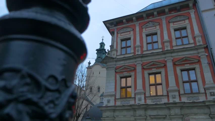 Lviv. Rynok Square. Lemberg. Ukraine