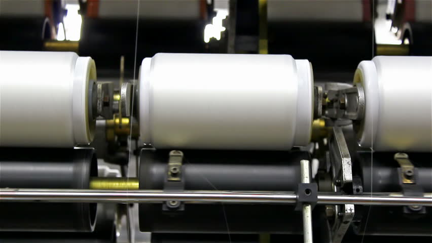 synthetic fibers industry