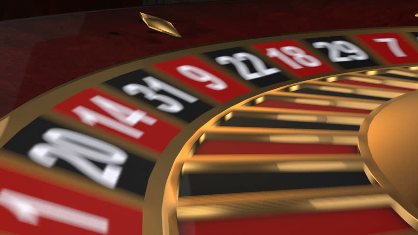 Roulette wheel close up - all numbers | Shutterstock HD Video #33377836