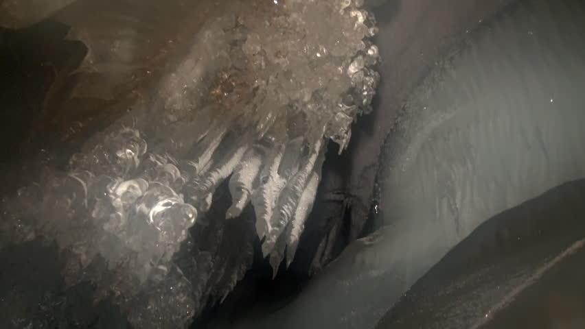 Salmon River Falls Winter