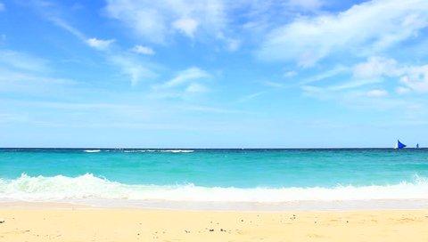 Tropical beach, Boracay