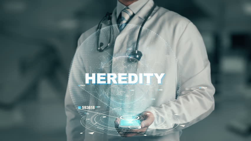 Header of heredity