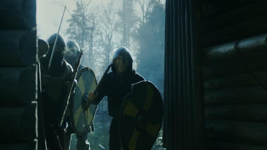 Warrior Viking Shield Boy Toy Adventure Play Action Outdoor Military War Pretend
