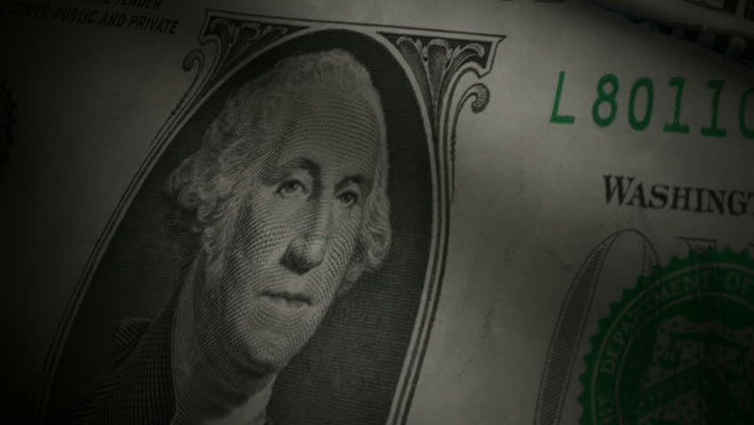 Money Flag with Dollar Signs HD1080   Shutterstock HD Video #340636