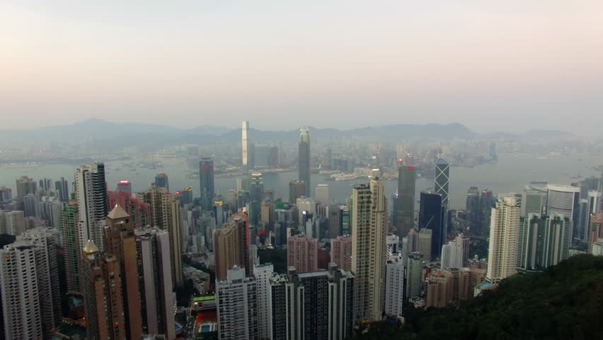 Hong Kong by Drone | Shutterstock HD Video #34368466
