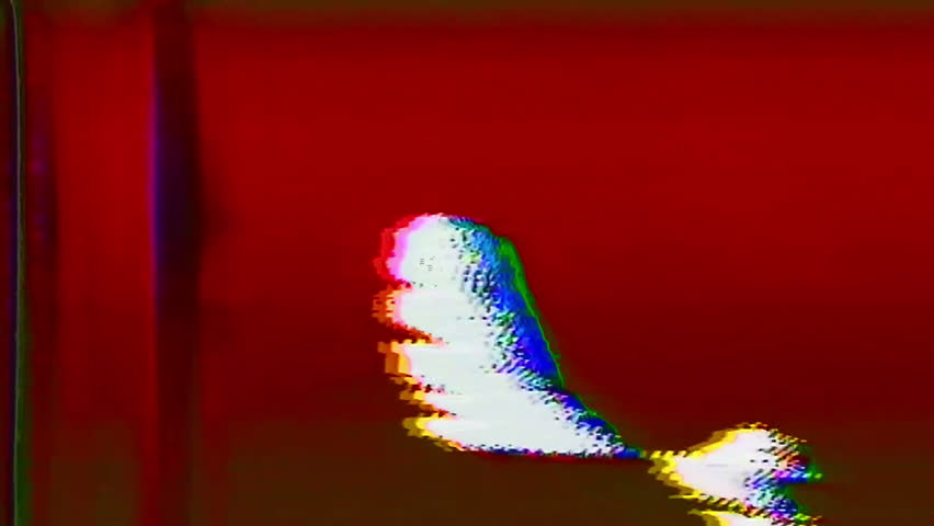 Abstract Video Signal Manipulation Noise HD Analog FeedBack Vibrant Color Vintage Glitch Graphic Art Lines Pattern Shapes Background Cathode Ray Tube Television Waveforms Light Vhs Resolution Flicker | Shutterstock HD Video #34598056
