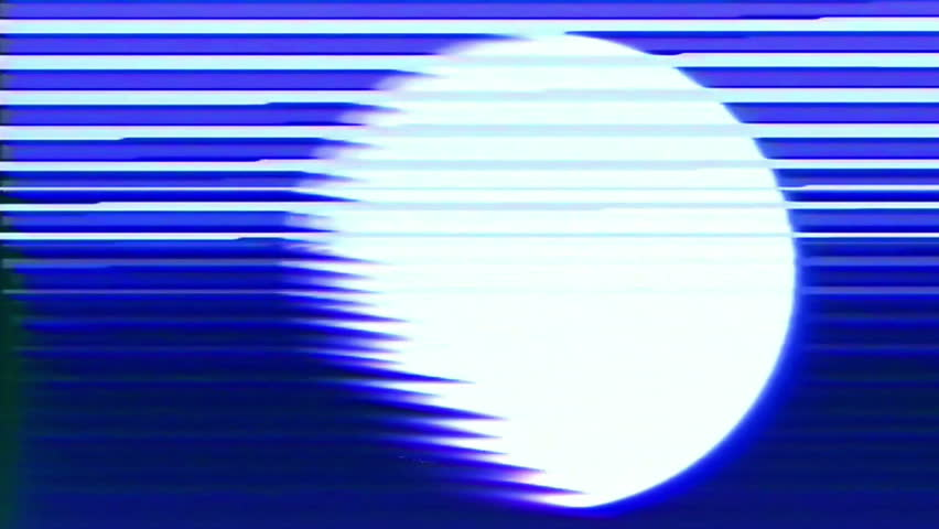 Analog Abstract Video Signal Noise FeedBack Manipulation | Shutterstock HD Video #34770406