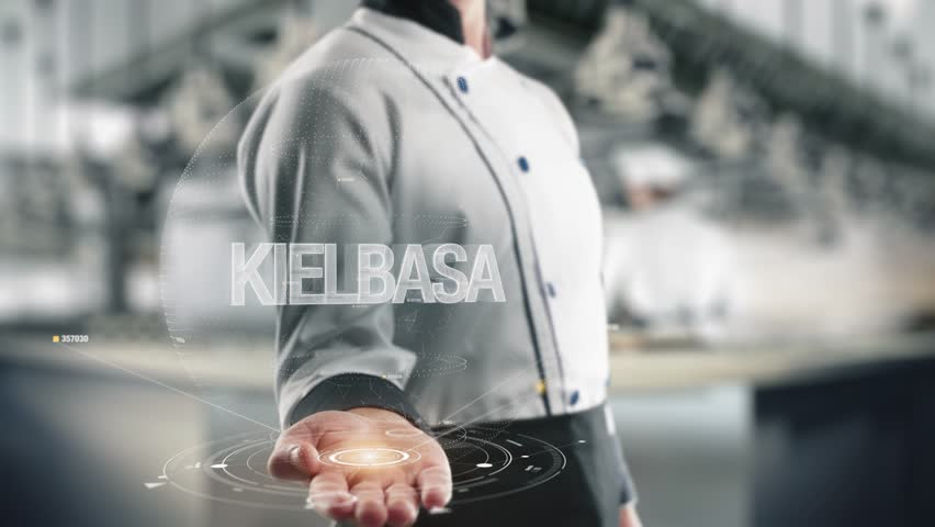Header of kielbasa