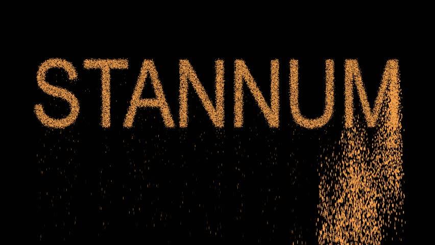 Header of stannum